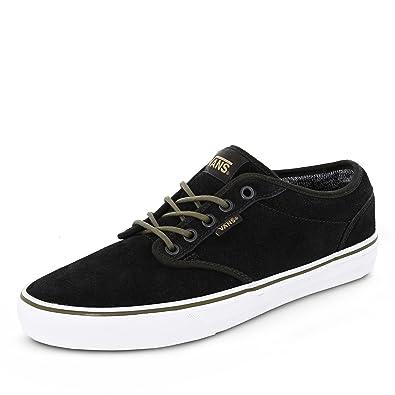 98ca6dea1c1 Vans MN Atwood MTE zwart sneakers heren: Amazon.co.uk: Shoes & Bags