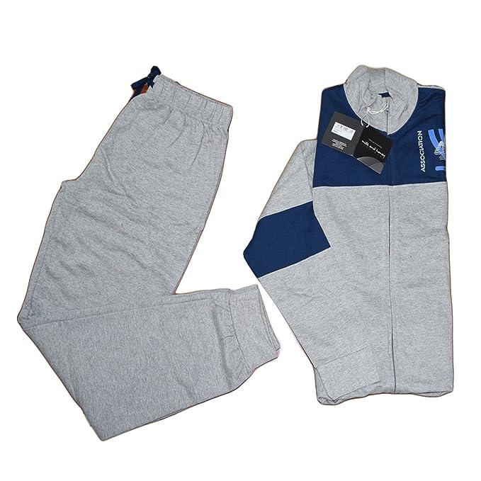 MILK AND HONEY - Pijama - para hombre gris XXL