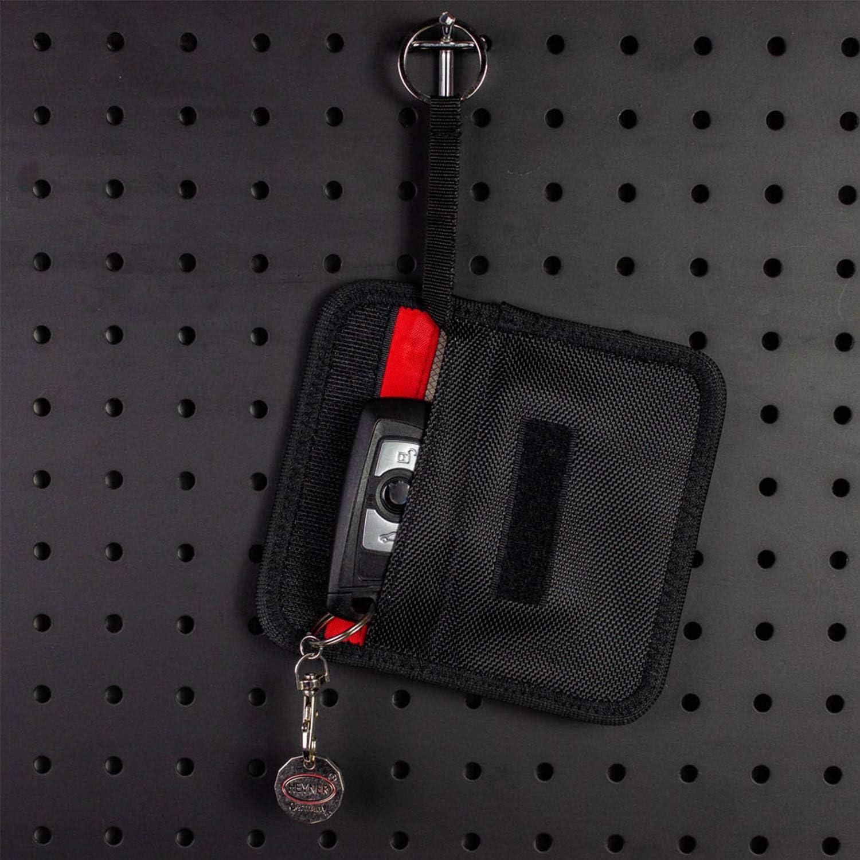 Heyner 850050 Premium Schlüsseltasche Mit Rfid Schutz Auto
