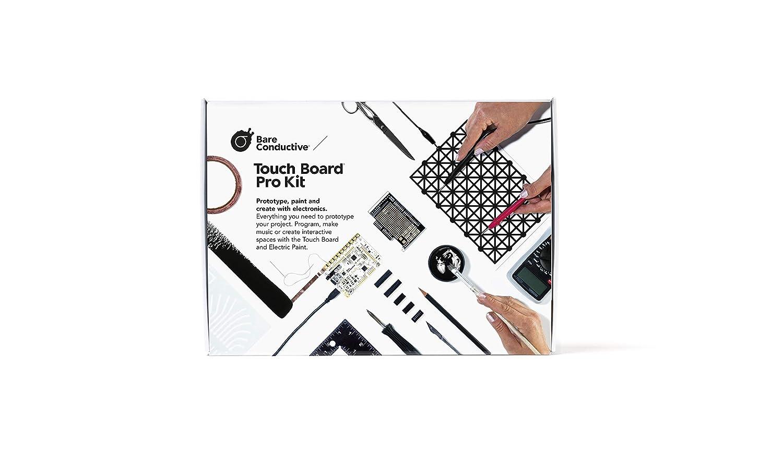Bare Conductive Touch Board Pro Kit: Amazon.es: Juguetes y juegos