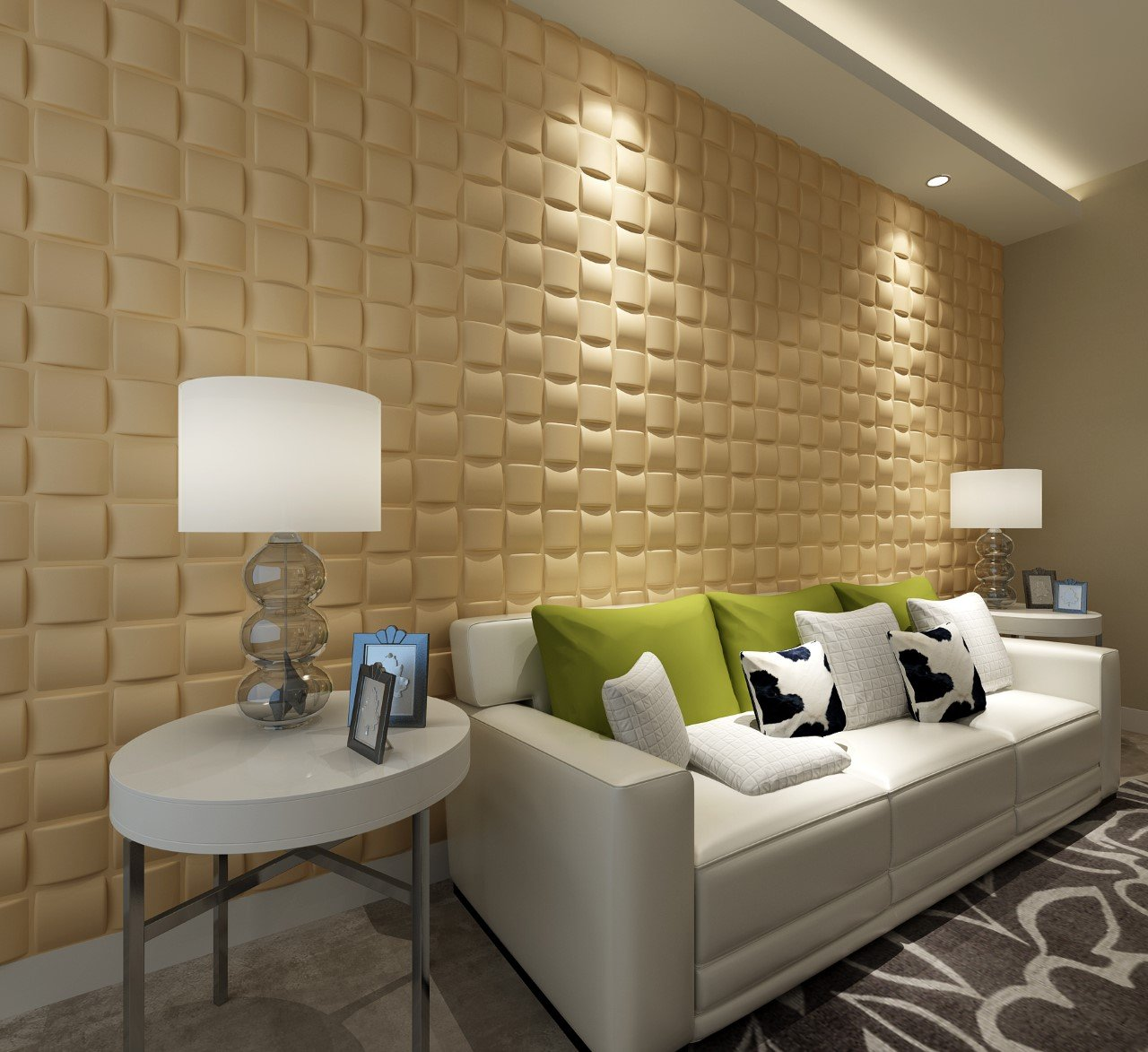 3d WALL PANEL Home Decorative