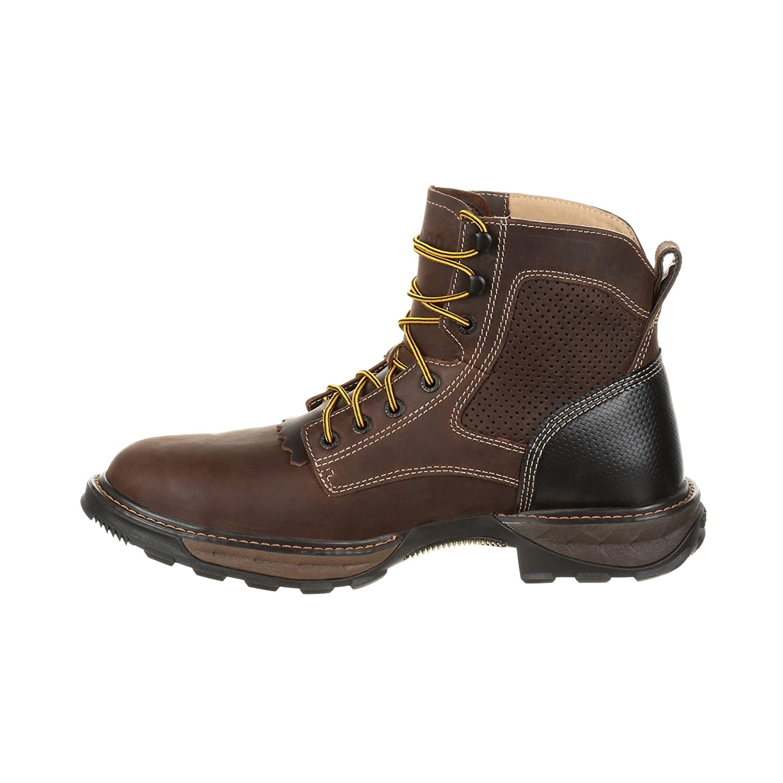 Durango Mens 6 Maverick XP Steel Toe Ventilated Lacer Work Boot-DDB0172