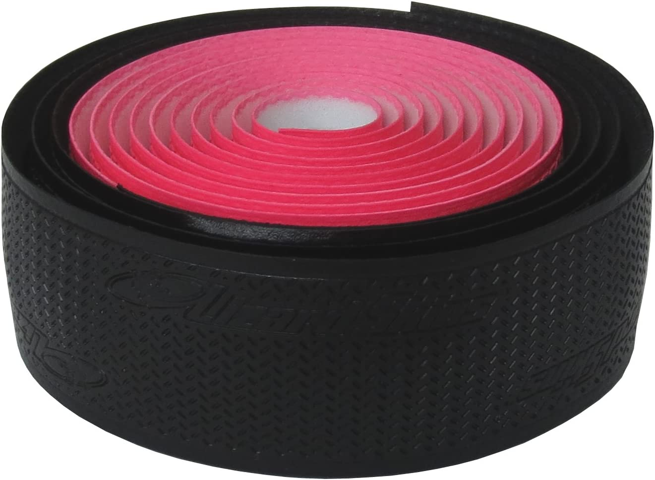 Red//Black Lizard Skins DSP 2.5mm Road Bike Handlebar Tape Dual Color