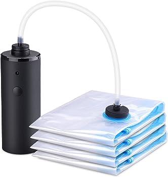 HAWATOUR Travel Vacuum Storage Bags