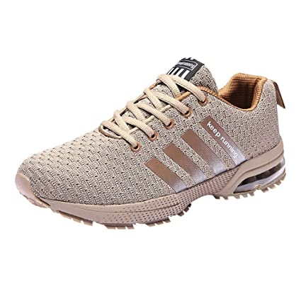 5189e16e99ccc Amazon.com: Koolsants Mens Women Sports Shoes Athletic Casual ...