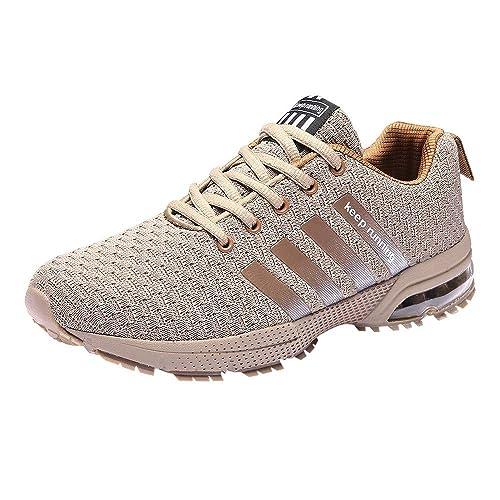 ALIKEEY Malla ♈ Camuflaje Tejido Transpirable Zapatillas Zapatillas Deportivas Zapatillas Zapatos Casuales Protective NatacióN Cuero Monje De Cuerpo A ...
