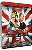 Asterix et Obelix : au service de Sa Majesté - Combo DVD + Blu-ray [Blu-ray] [Combo Blu-ray 3D + Blu-ray 2D]
