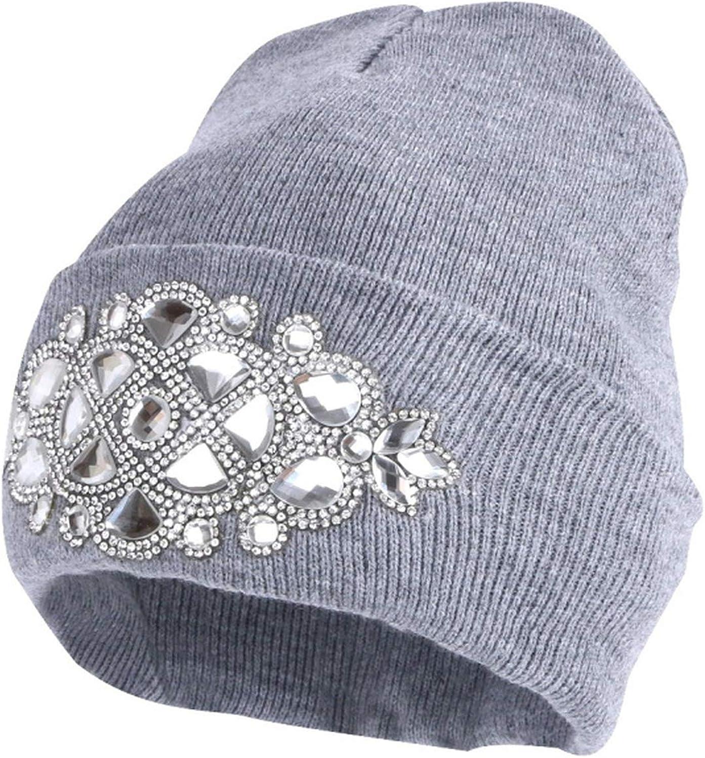 Hat Women Winter Wool...