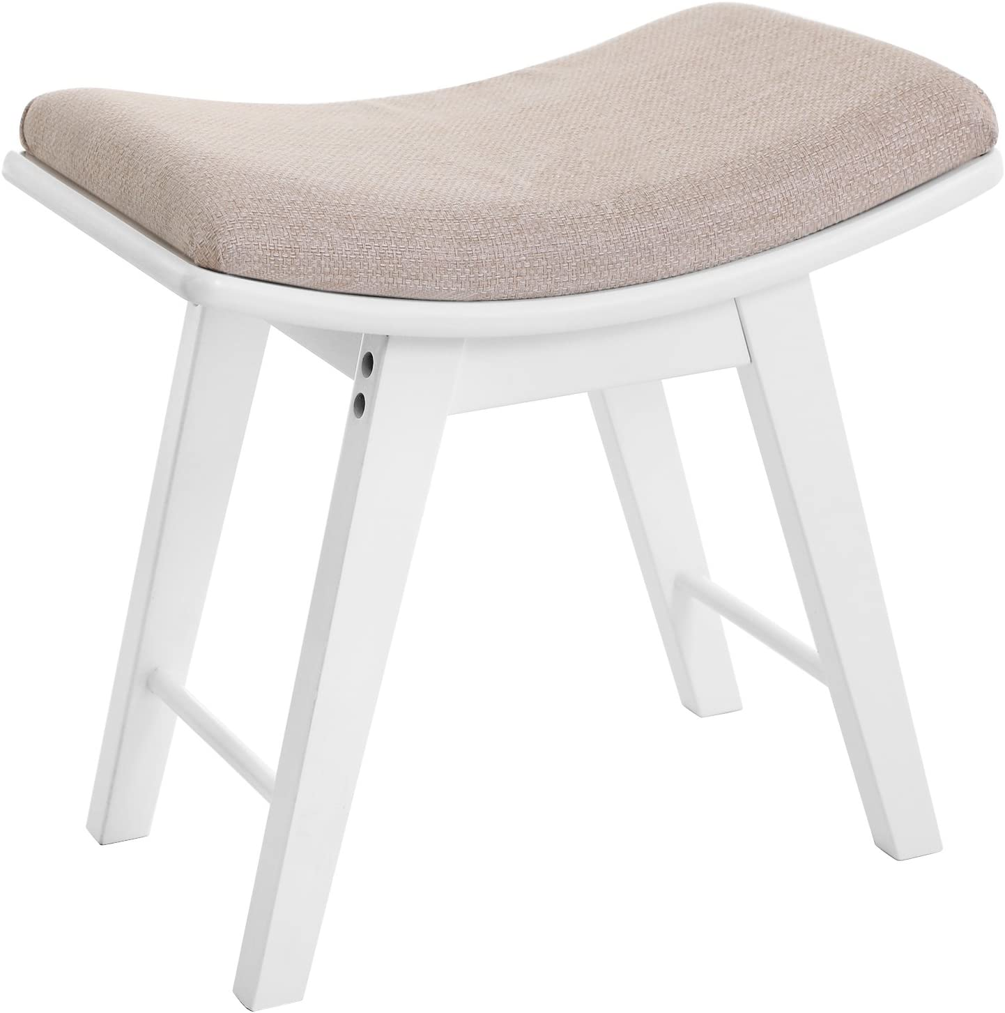 7. Songmics Vanity Stool