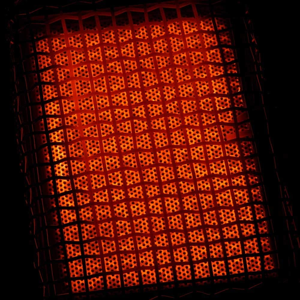 Solaire SOL IR8A Anywhere Mini Grille à gaz Infrarouge