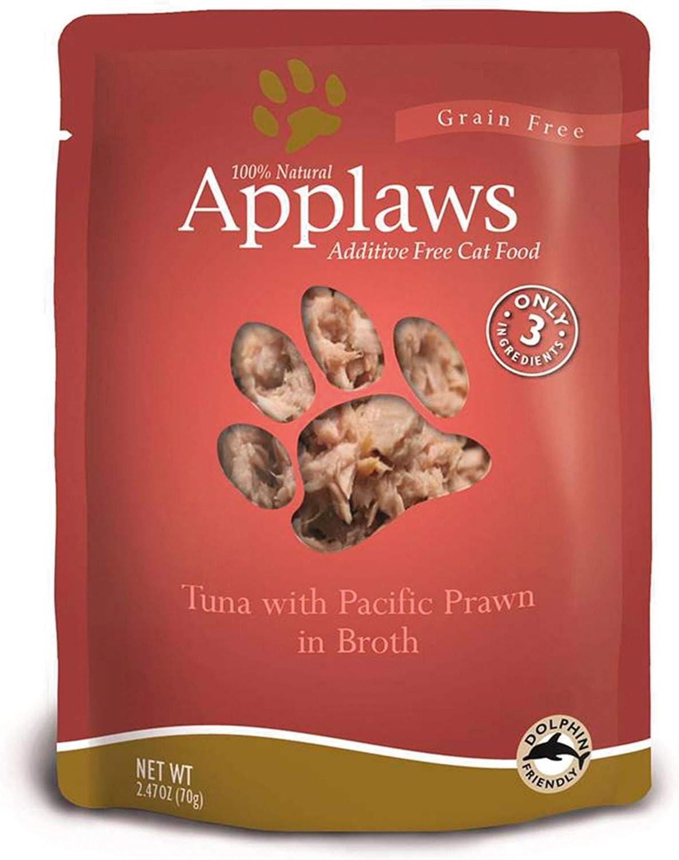 Análisis de la comida para gatos de Applaws
