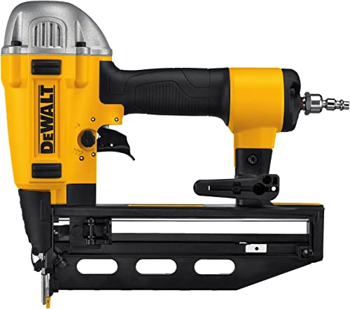 DeWalt DWFP71917 16 Gauge Precision Point Finish Nailer with Selectable Trigger