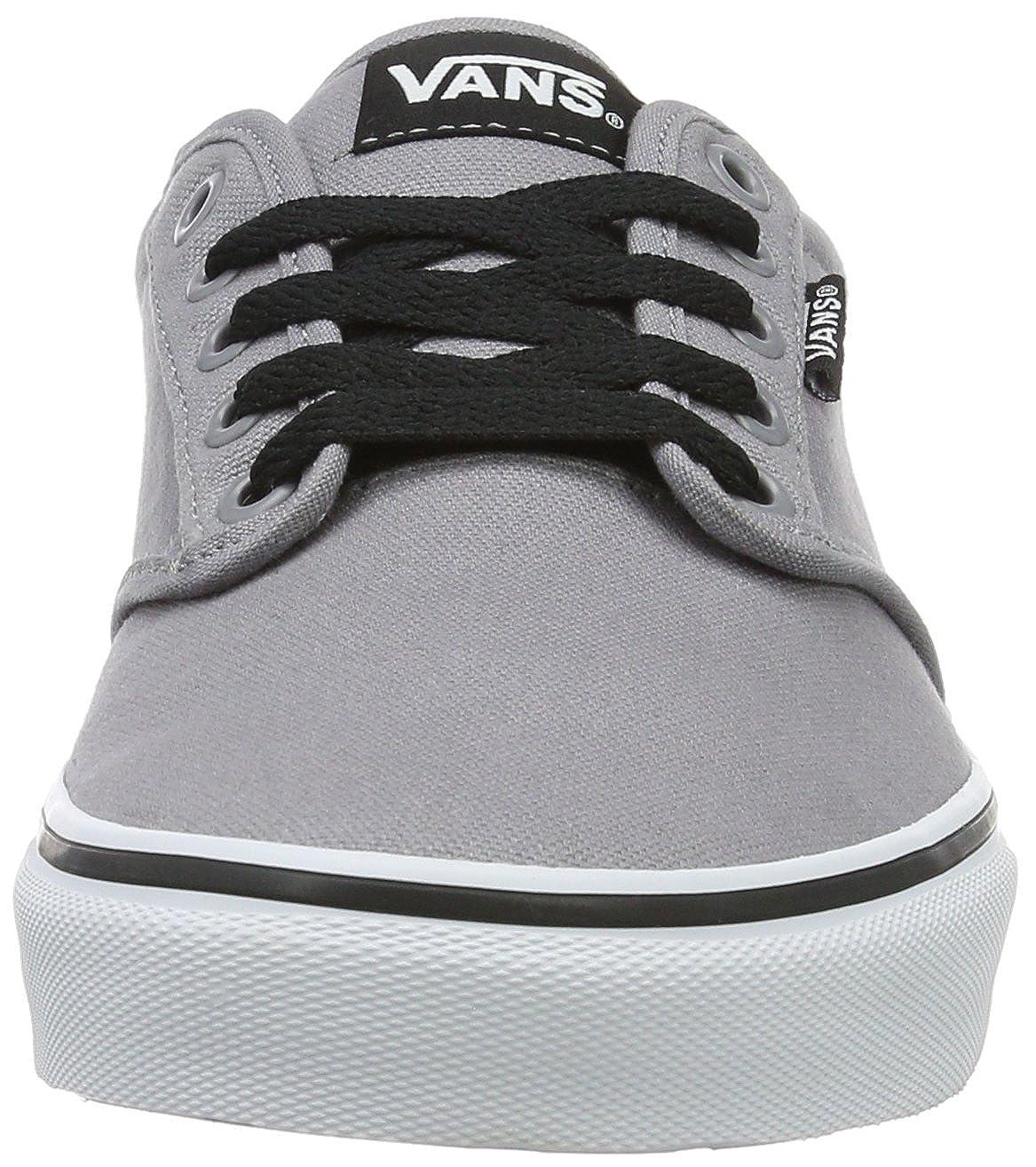Essere in vendita VANS Sneaker Atwood 2 Tone Black Asphalt