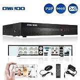 OWSOO 8CH Netzwerk DVR Digitaler Videorekorder ( Voll 960H/D1 h. 264 P2P) CCTV Sicherheit Telefon Control Motion Detection E-Mail Alarm f¨¹r ¨¹berwachungskamera