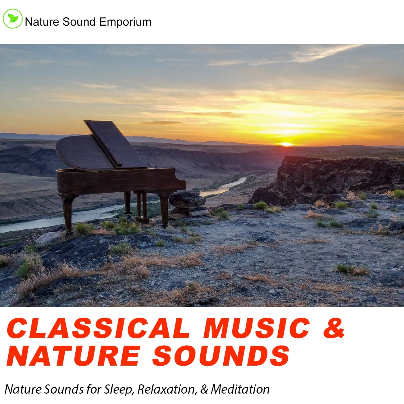 Classical Music And Nature Sounds - Liszt & Chopin Piano Concertos For Sleep & Relaxation - Natu