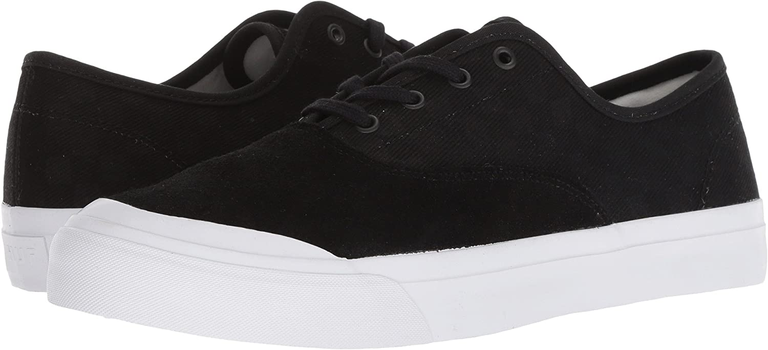 HUF Men's Cromer Skateboarding Shoe 8 D(M) US|Black 2