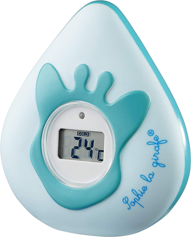 Vulli Fresh Touch Sophie la Girafe Thermomètre de Bain Électronique