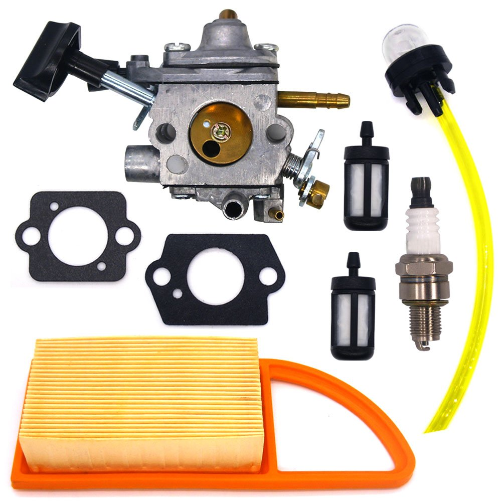 FitBest Carburetor Tune Up Kit for Stihl BR500 BR550 BR600 Backpack Blower Zama C1Q-S183 Carb
