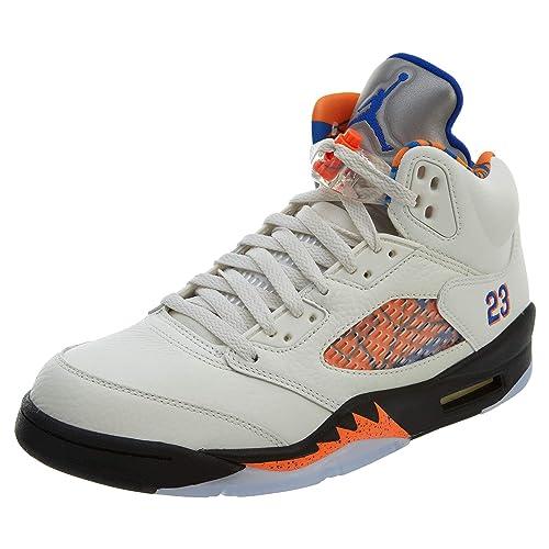 Nike Herren Air Jordan 5 Reflektierende Camo Schuhe aus