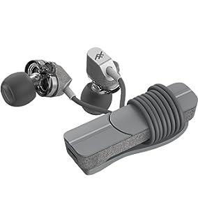 iFrogz Audio - Impulse Duo - Dual Driver Bluetooth Earbuds - Grey