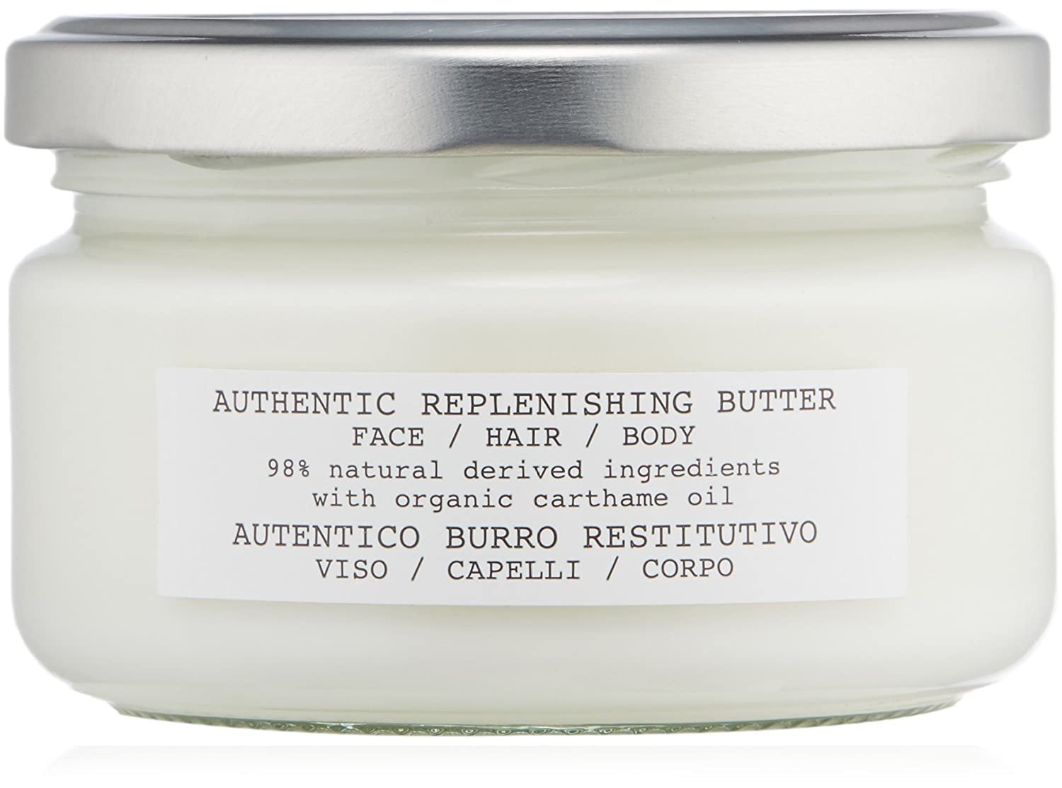 Davines Authentic Replenishing Butter Cream for face, hair, and body - 6.76 oz 8004608226727