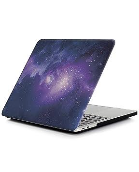 PASONOMI MacBook Pro 13 2016 Retina funda, Funda dura de plástico para Nuevo 2016 MacBook Pro 13