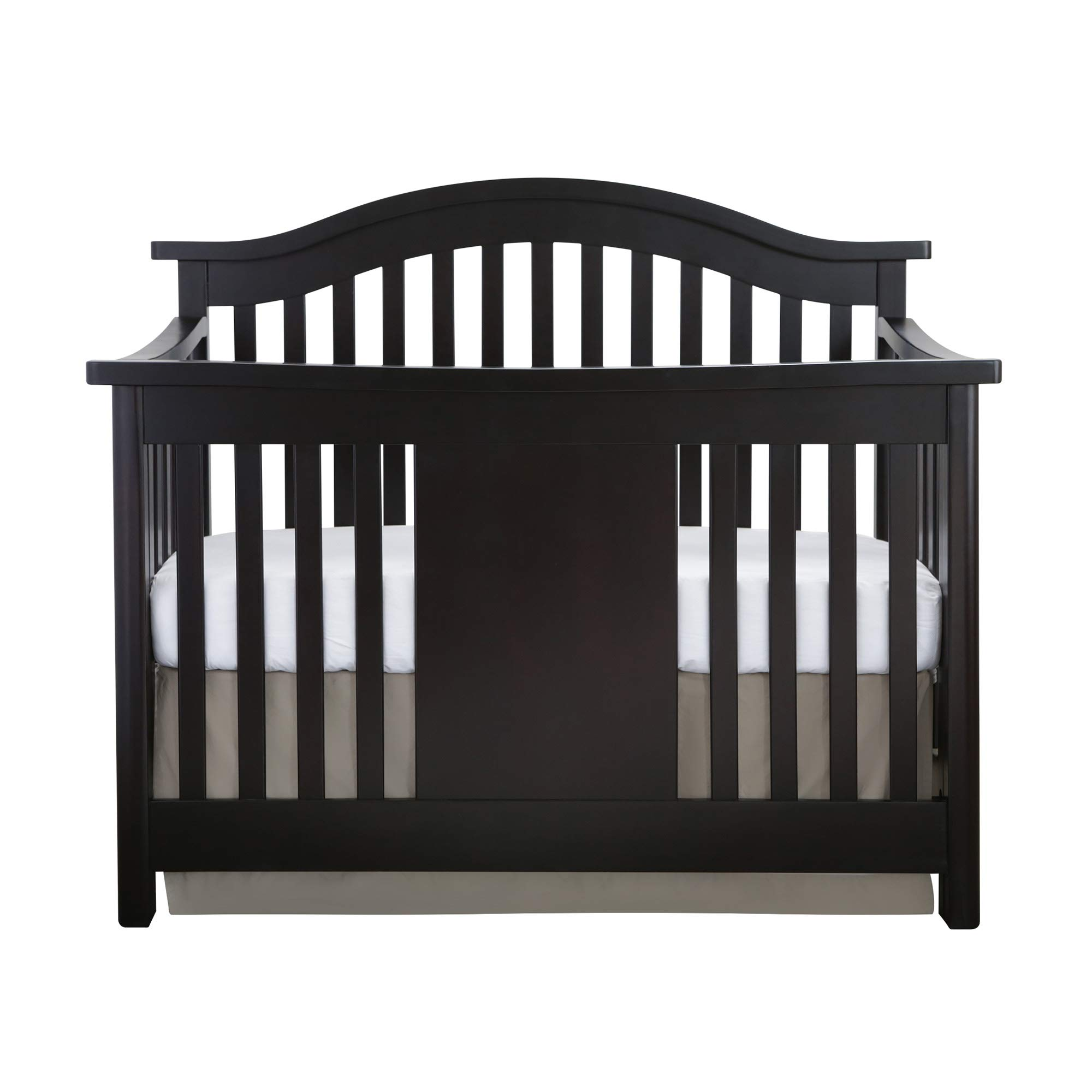 Full Size Conversion Kit Bed Rails for Baby Appleseed Beaumont, Chelmsford, Davenport, Kennedy, Millbury, Stratford Cribs (Espresso) by CC KITS (Image #8)