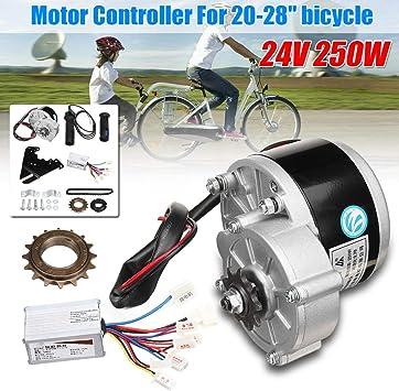 TQ Controlador de Motor, 24V 250W Controlador de Motor Kit de ...