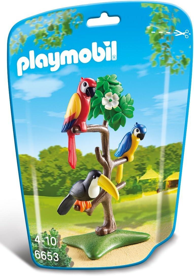 PLAYMOBIL - Pájaros Tropicales (66530)