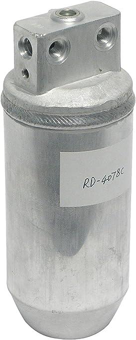 UAC RD 1224C A//C Receiver Drier Mount Pad
