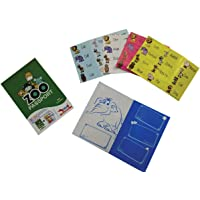 Zoo Passport (Return Gift and Learning Game / Activity About Animals for 2-5 Year Old Boys and Girls)