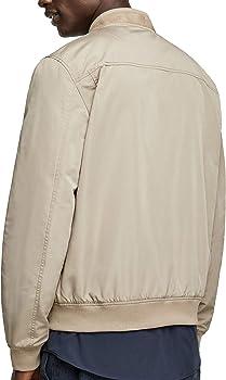 Zara 0706/550 - Chaqueta para Hombre - Beige - Small: Amazon.es ...