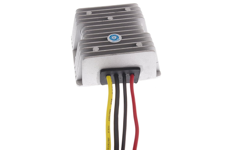 SMAKN/® DC//DC Converter 12V//24V 9-40V Step Down to 5V//30A 5V 30A 150W Power Supply Module