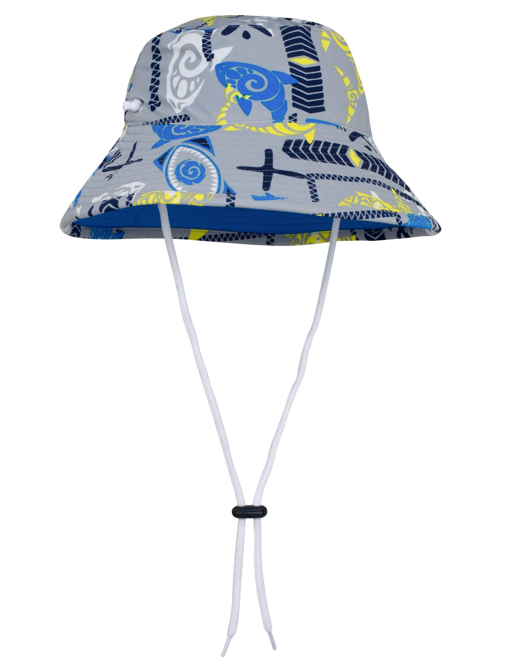 Tuga Boys Bucket Hat (UPF 50+), Fanatic, Large