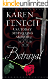 BETRAYAL (Historical Romantic Suspense) (Historical Romance)