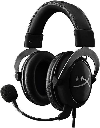 hyperx hear sounds of the casque