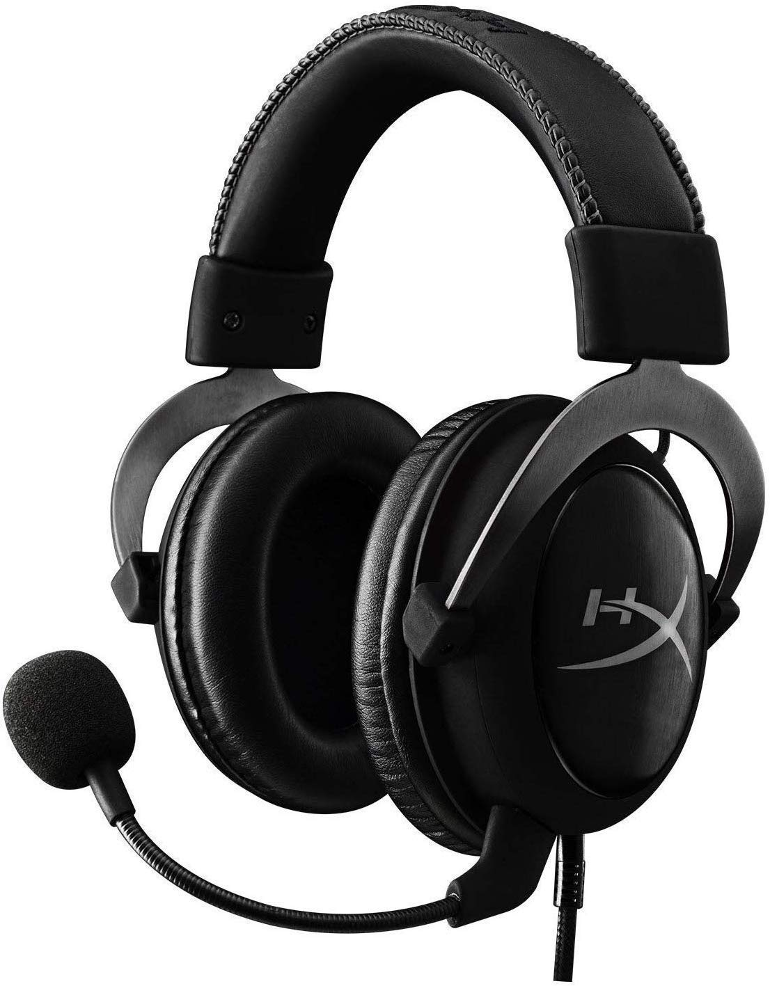 HyperX Cloud II Gaming Headset for PC,Xbox One,PS4 - Gun Metal