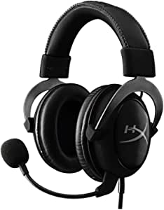 HyperX Cloud II - Pro Gaming Headset (Gun Metal)