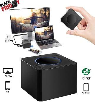 Amazon.com: Mini proyector portátil, mindkoo pico al aire ...