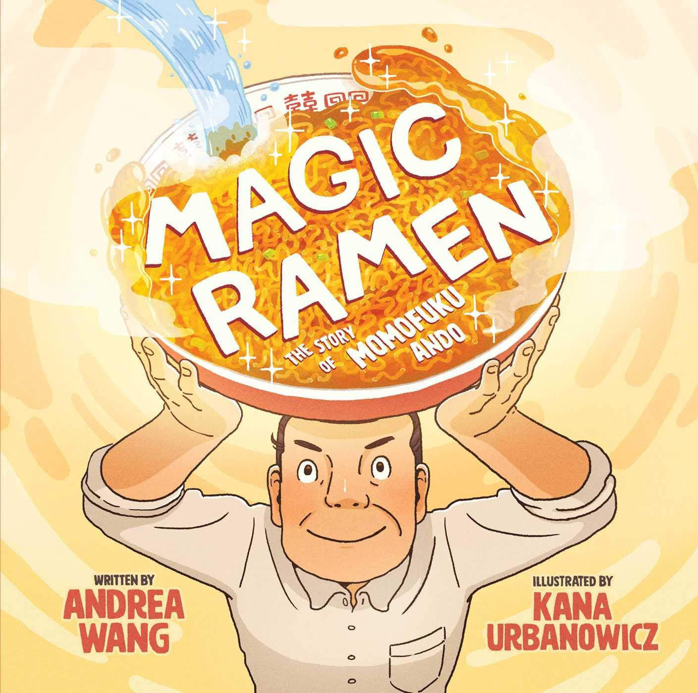 Image result for magic ramen