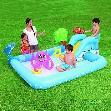 AYWJ Entretenimiento Familiar Salón Juegos para Niños ...