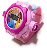 N S D ONLINE SHOP Plastic Girl's Projector Watch (7-5 Years)