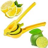 Yokamira Spremi Limone, Limone Spremiagrumi, Pressa Agrumi, Design Unico 2 Ciotole In 1 Spremi Limone, adatta per spremitura arancione, limone e altri frutti , il 100% di sicurezza degli alimenti