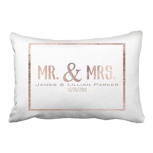 emvency manta decorativa almohada Queen 20 x 30 cm sintética ...
