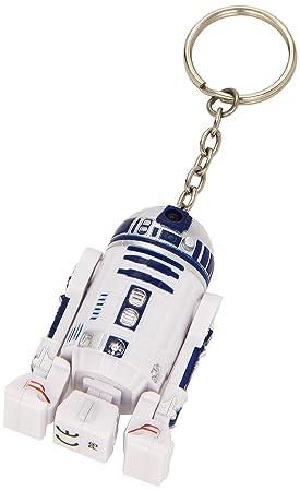 B003YUXCXK - B003YUXCXK - Llavero Star Wars R2D2 con Luz