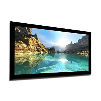 favi 120 inch 169 fixed frame projector screen 105