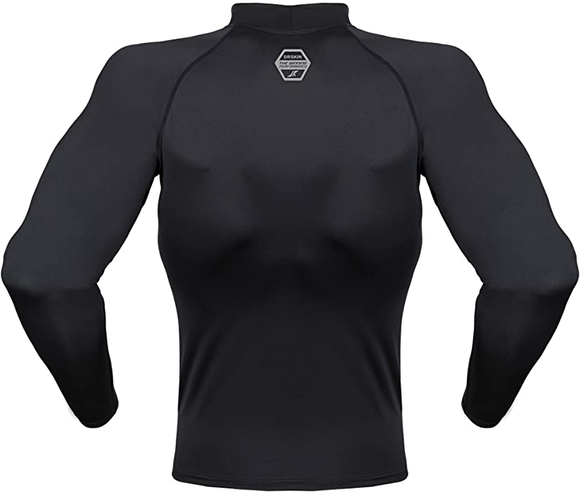 ee6dbed8 Men's Thermal Wintergear Fleece ColdGear Compression Baselayer Long Sleeve  Under Top T Shirts