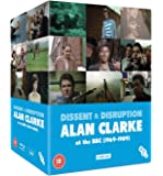 Dissent & Disruption: Alan Clarke at the BBC (1969 - 1989) (Ltd.Edition 11 x 2 x
