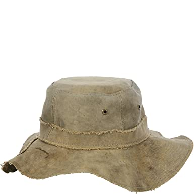 97602155 The Real Deal Floppy Hat - Large (One Size - Canvas) at Amazon Men's ...