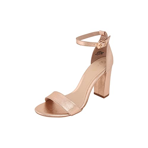 ab163168dd6 Catwalk Rose Gold Heeled Sandals  Buy Online at Low Prices in India ...